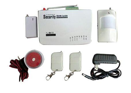SECURITY GSM-3500