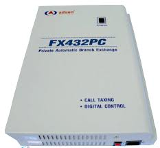 Tổng đài FX432PC 4CO/24EXT