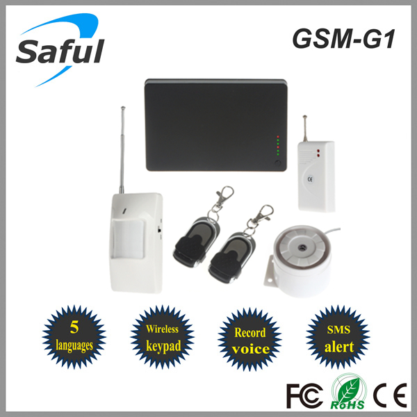 Security  GSM-G1