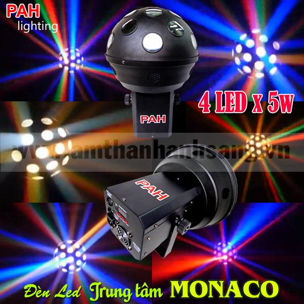 Đèn LED trung tâm Monaco