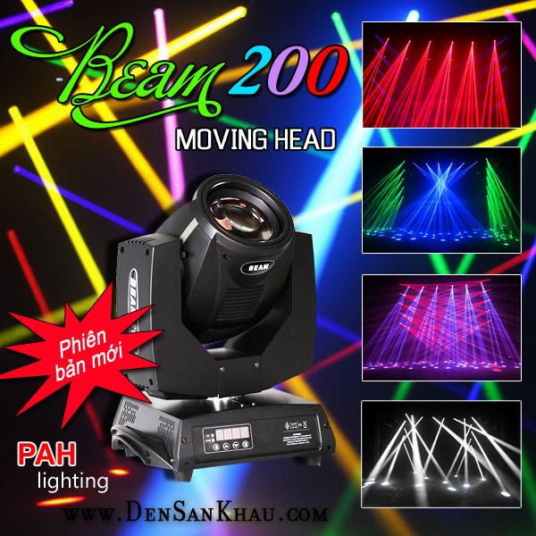 Moving head beam 360 - phiên bản cao cấp