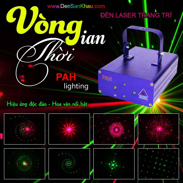 Máy chiếu laser Vòng thời gian dùng trang trí phòng hát karaoke