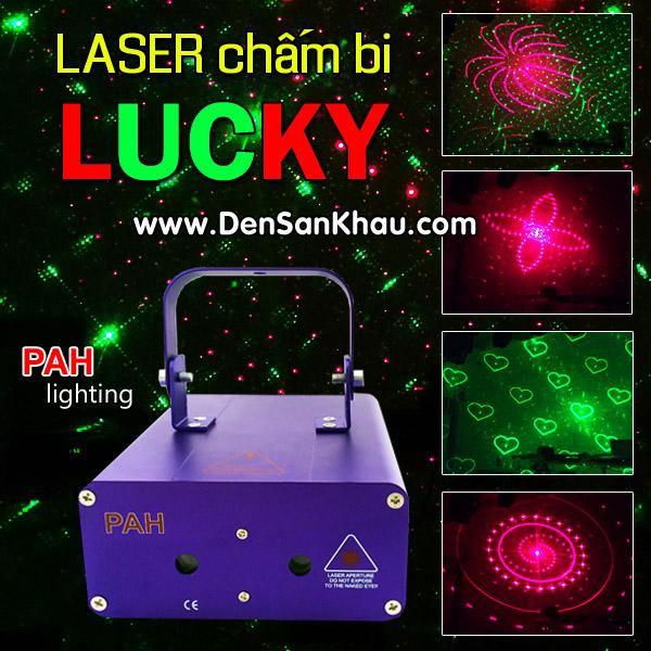 Máy chiếu laser Lucky trang trí karaoke