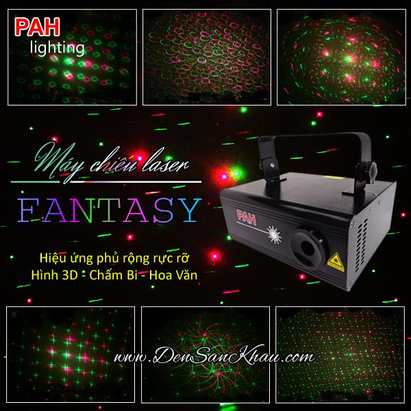 Máy chiếu Laser Fantasy hiệu ứng nổi bật