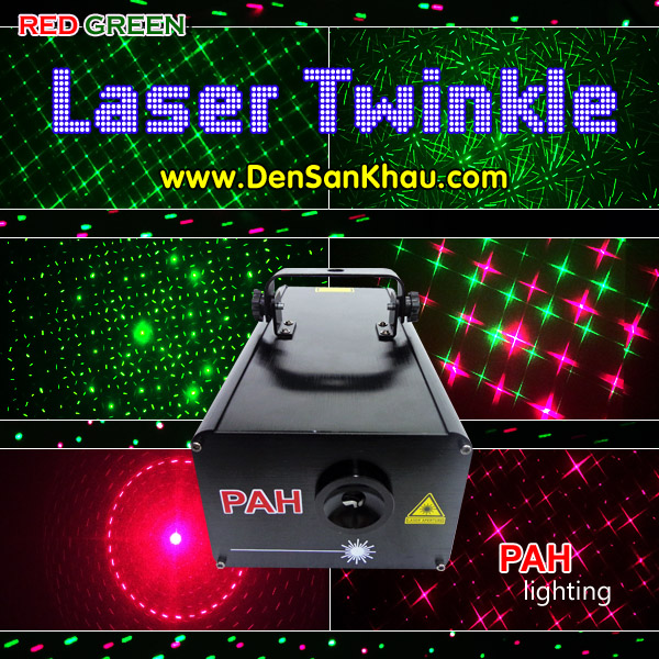 Máy chiếu Laser Twinkle lấp lánh