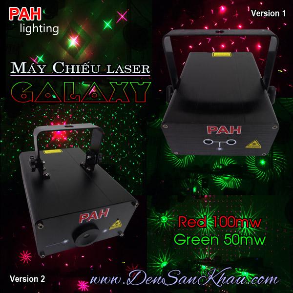 Máy chiếu Laser Galaxy ver A