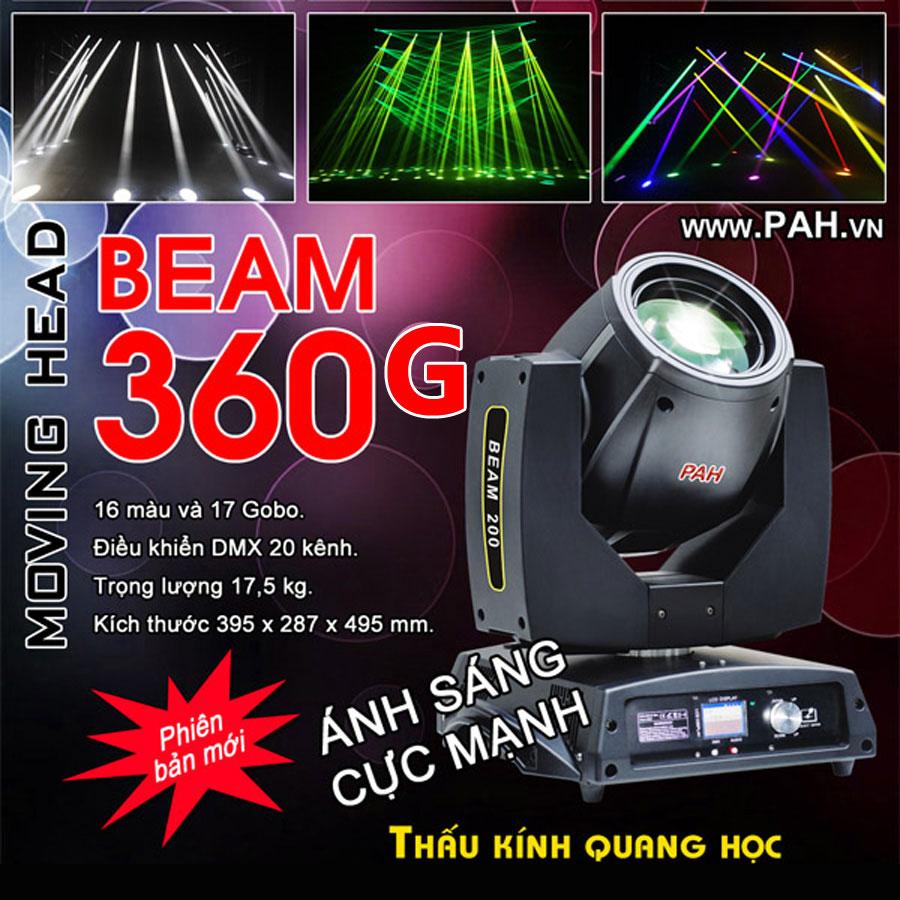 Beam 360G phiên bản phổ thông