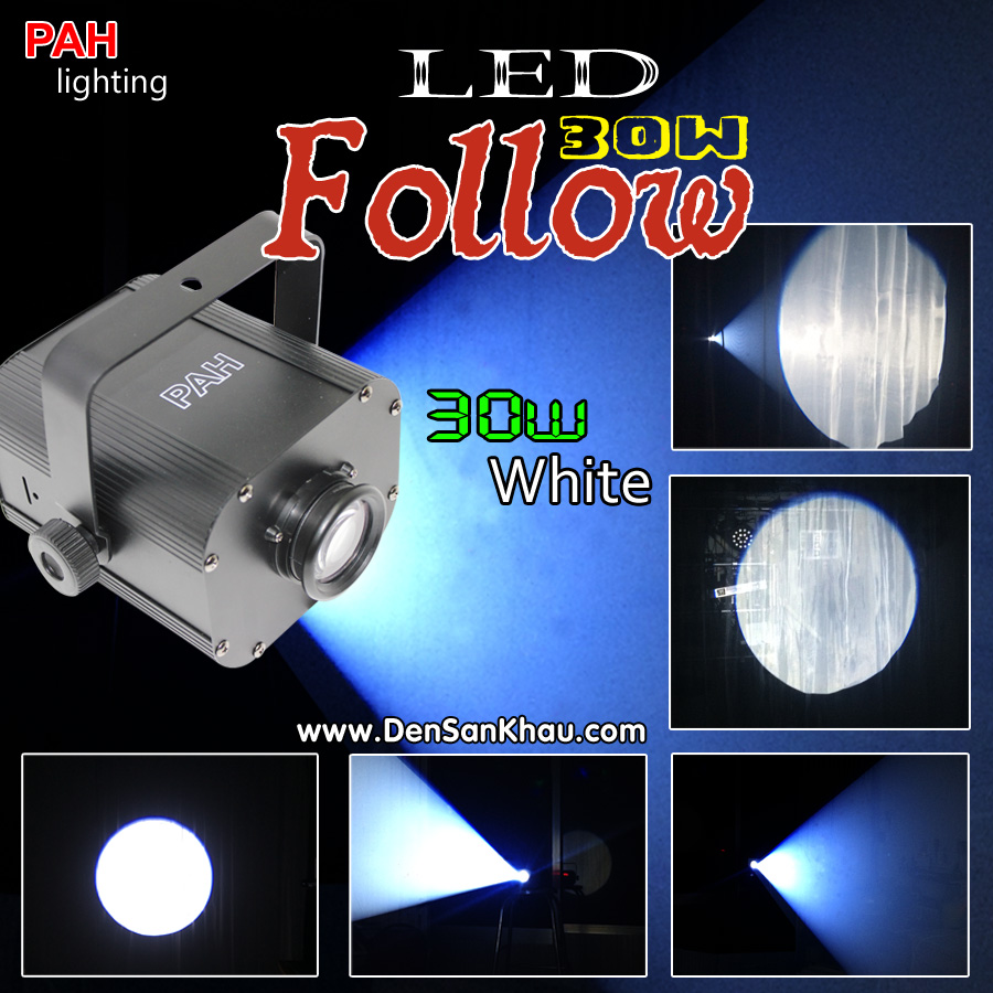 Đèn Follow mini 30w LED