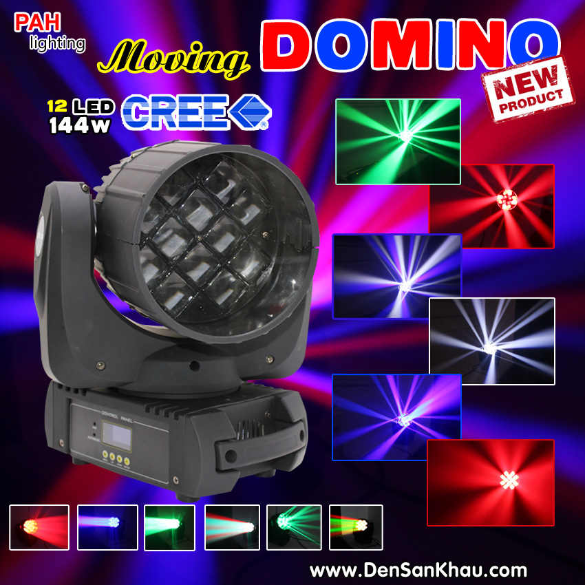 Đèn Domino Moving Head