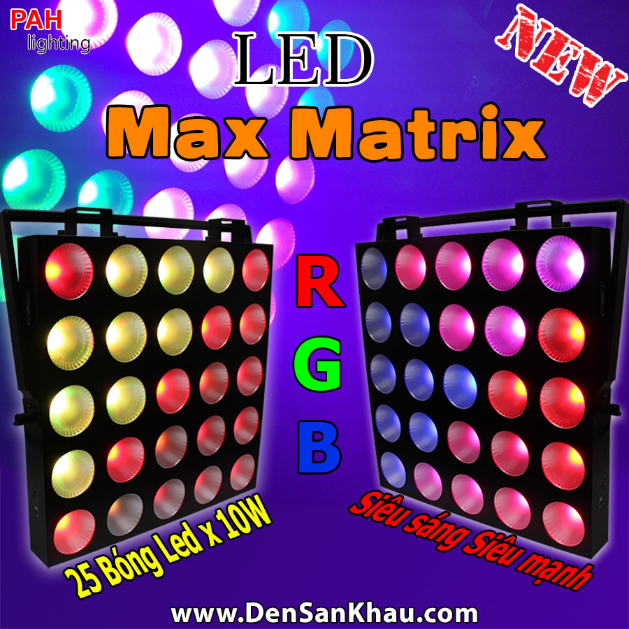 Max Matrix LED