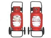 Bình bột chữa cháy loại xe đẩy ST01