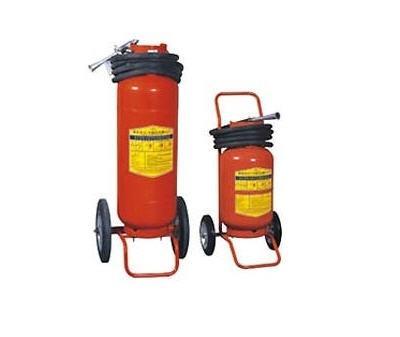 Bình bột chữa cháy loại xe đẩy ST02