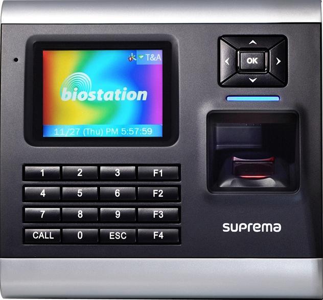 Hệ thống kiểm soát ra vào cửa SUPREMA BSH-OC