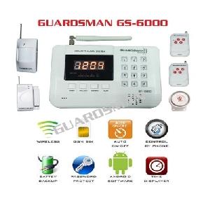 Bộ báo trộm không dây GUARDSMAN GS-6000