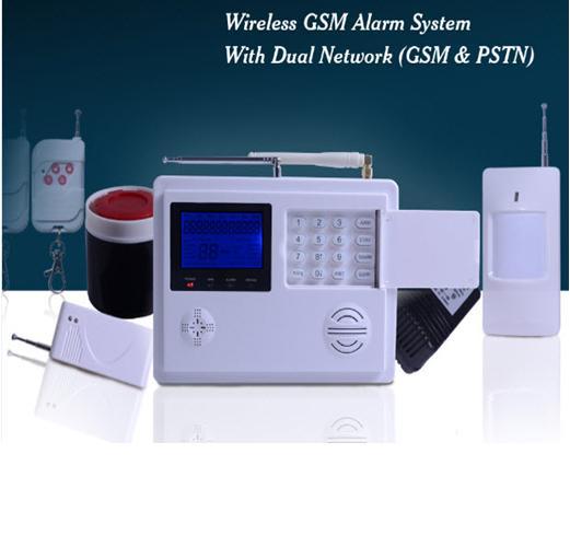 Bộ báo trộm không dây GUARDSMAN GS-6100