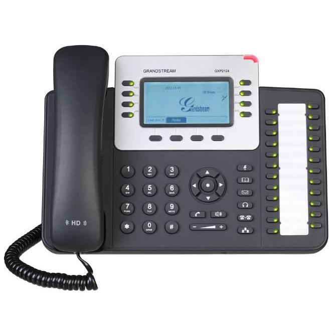 Điện thoại IP Grandstream GXP2124