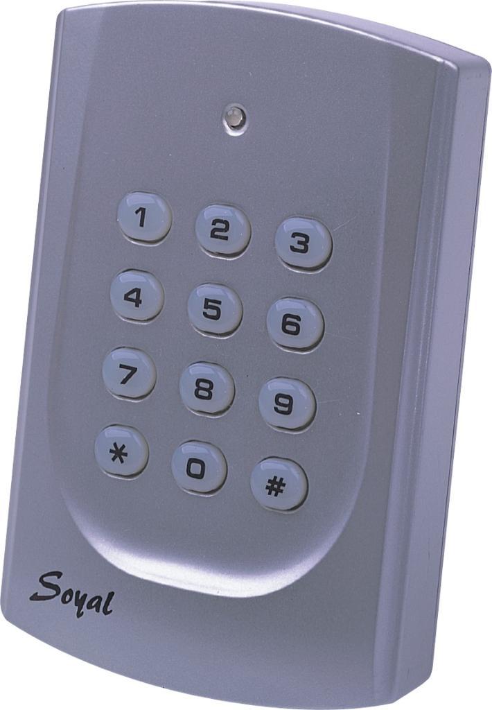 Đầu đọc thẻ cảm ứng kiểm soát ra vào cửa AR-721H