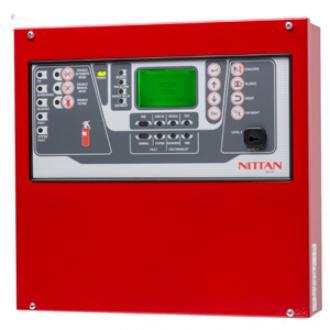 Trung tâm báo cháy thường 4 kênh Nittan NF-1004