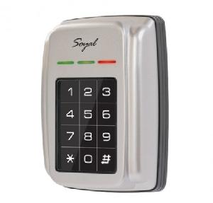 Đầu đọc thẻ cảm ứng kiểm soát ra vào cửa SOYAL AR-321H