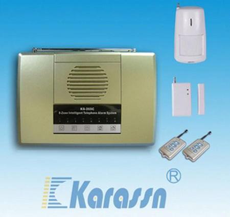 Bộ báo trộm không dây KARASSN KS-269C