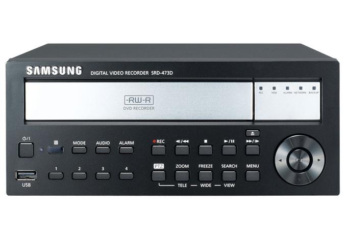 Đầu ghi hình Samsung SRD-473DP