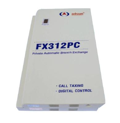 Tổng đài điện thoại ADSUN FX312PC