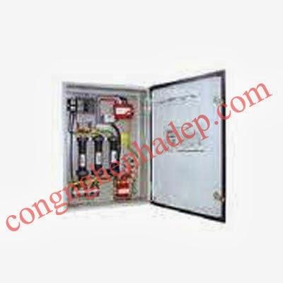 Dòng cắt 100KA 2Pha Cắt lọc sét VGA SAC-100-014