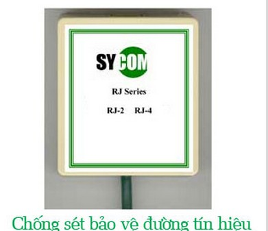 Chống sét đường tín hiệu Sycom RJ-2