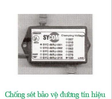Chống sét đường tín hiệu Sycom MRJ-1
